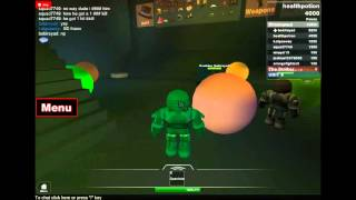 ROBLOX Let's Play: The Stalker Part 3: STALKING TIME!