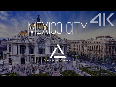 Mexico City 4K