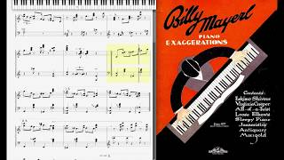 Antiquary by Billy Mayerl (1926, Novelty piano)