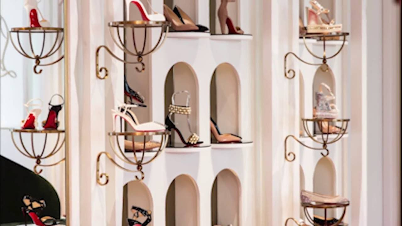 dfde8e044af The Beautiful New Christian Louboutin Toronto Store