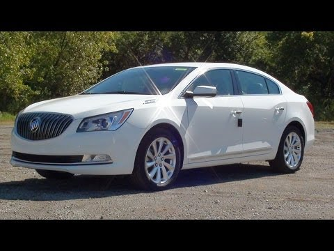 MVS - 2014 Buick LaCrosse