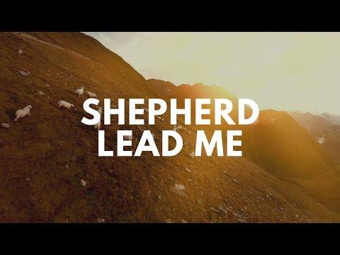 Vinesong - Shepherd lead me (Lyric Video)