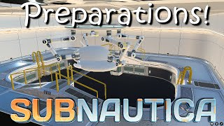 Subnautica - Moon Pool Prep!