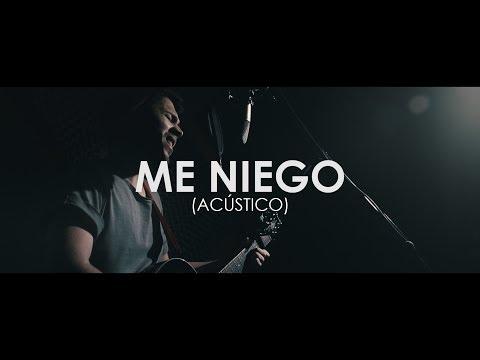 Reik - Me Niego ft. Ozuna, Wisin (Cristian Osorno Cover)