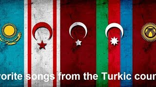 My 35 Favorite Most Played Songs From The Turkic Countries