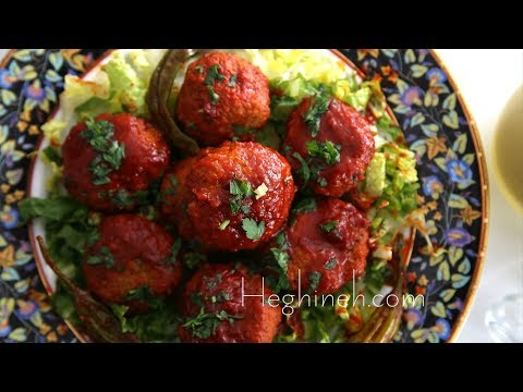 The Recipe Network-Kharpert Kololak Meatballs