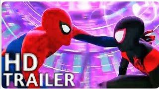SPIDER-MAN_ INTO THE SPIDER-VERSE Spiderman Vs Prowler Trailer (NEW 2018) Superhero Movie HD