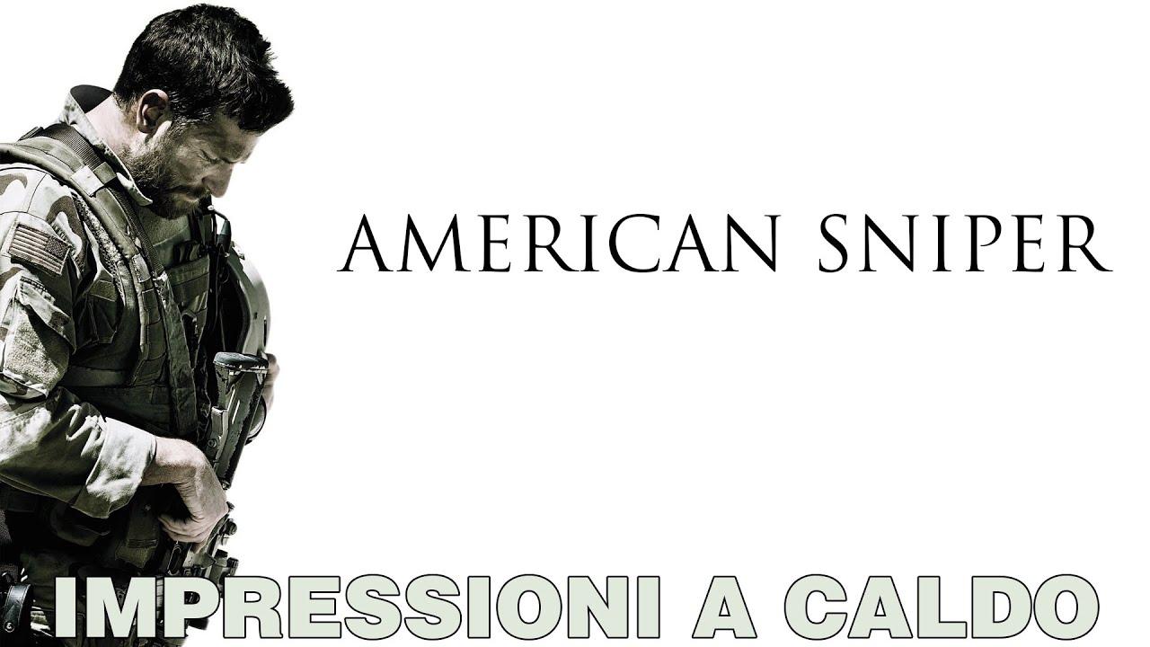 AMERICAN SNIPER #IMPRESSIONIACALDO