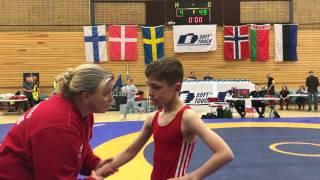 Bers Timirbiev. BK Atlas (Soft Touch Open 2017 Göteborg)