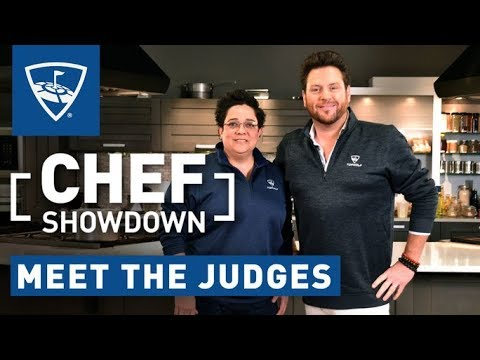 Chef Showdown | Season 3, Meet the Judges | Topgolf