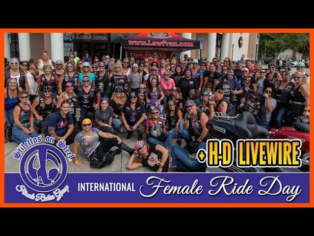 Born To Ride Episode 1211 - Stilettos On Steel 2nd Annual I.F.R.D.