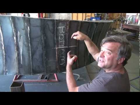 How to Create a Sculpture, Part 8: Attaching the Base - Kevin Caron