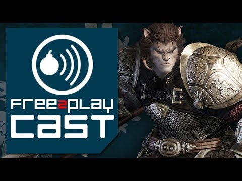 Free to Play Cast: Bless Online Isn't Free but Paragon Assets Are! Ep. 256