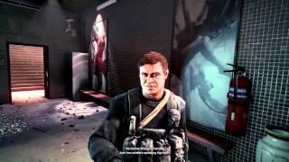 Battlefield 3 - Blackburn Meets Dima (Spoiler)