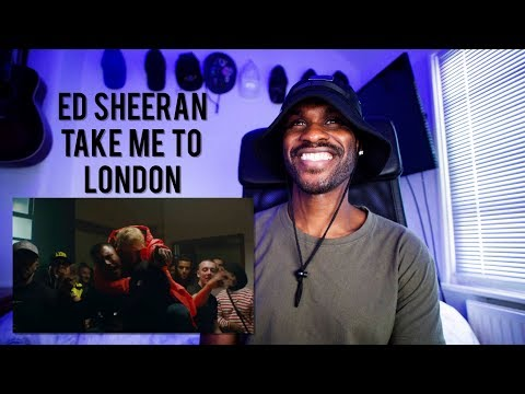 Ed Sheeran Take Me Back To London Sir Spyro Remix ft Stormzy Jaykae \u0026 Aitch [Reaction] | LeeToTheVI indir