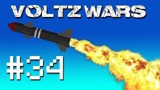 Minecraft Voltz Wars - The Drugs Lab! #34