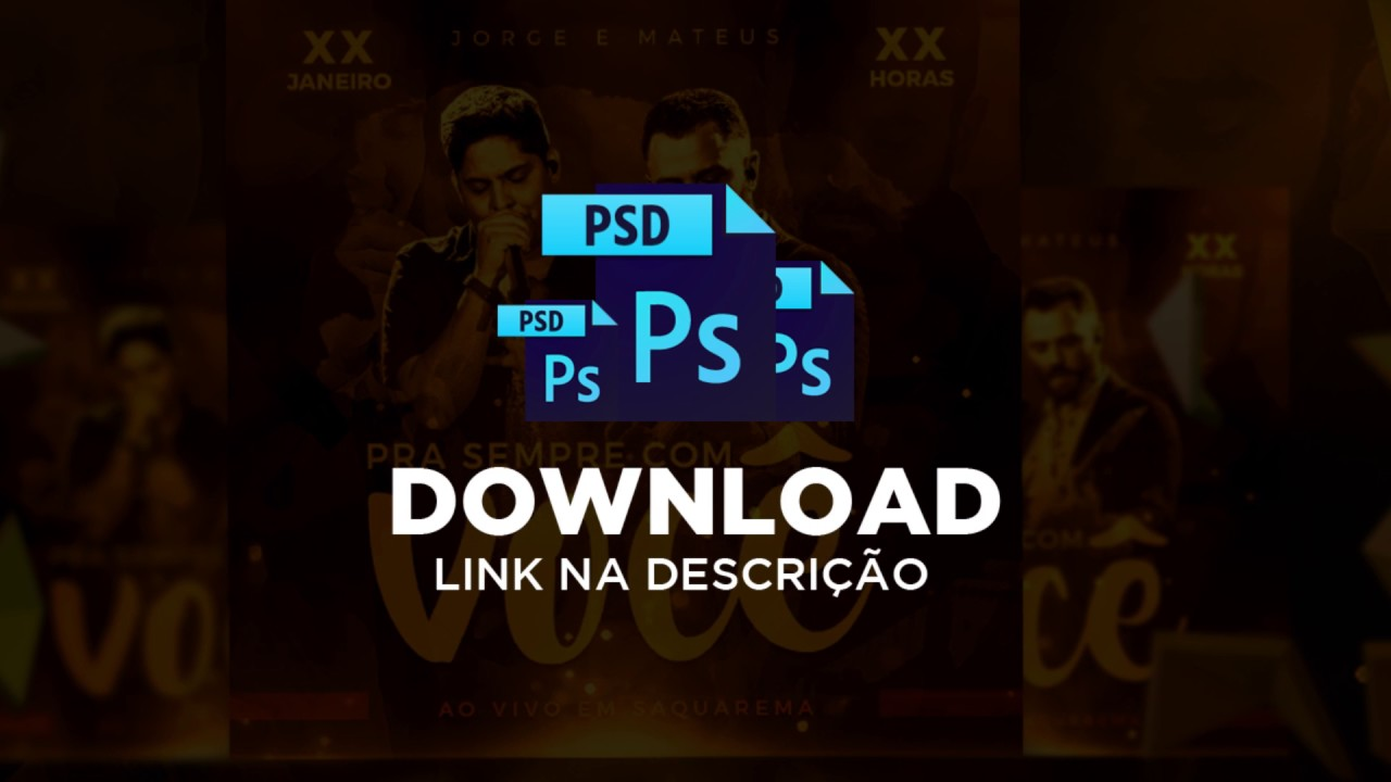 gr u00c1tis download psd dos flyers do canal