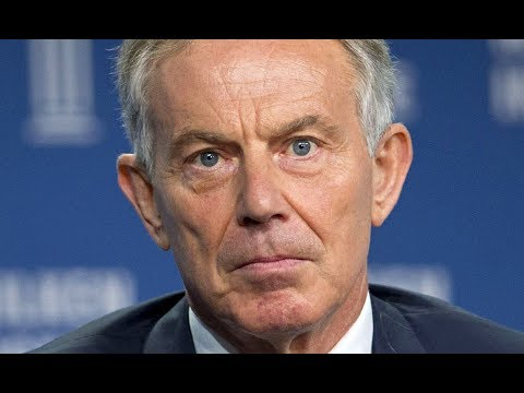 Tony Blair The most hated Ex Prime Minister