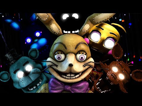 five-nights-at-freddy's:-help-wanted---reaction-compilation