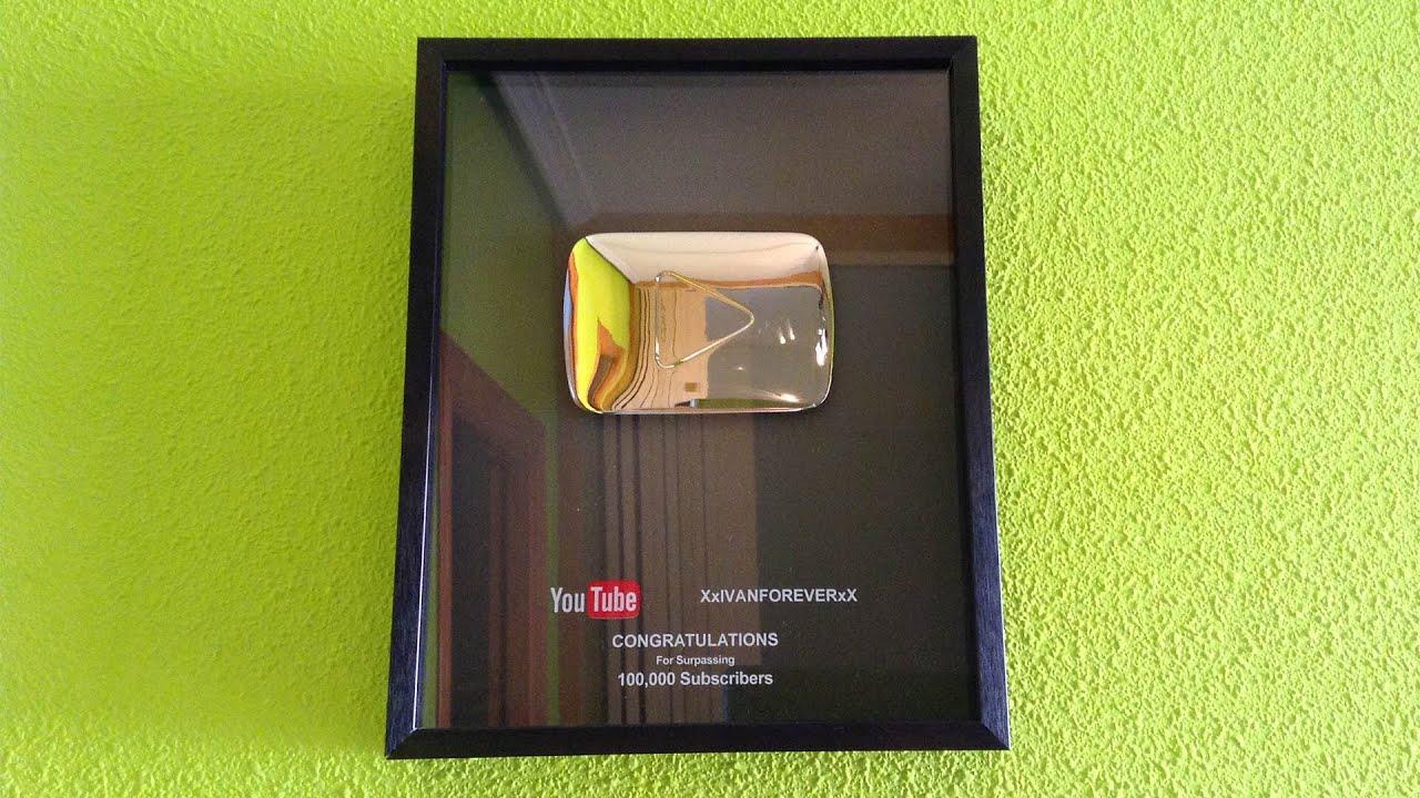 YouTube premia a un venezolano con un botón de plata | GiraEnLaRed ...