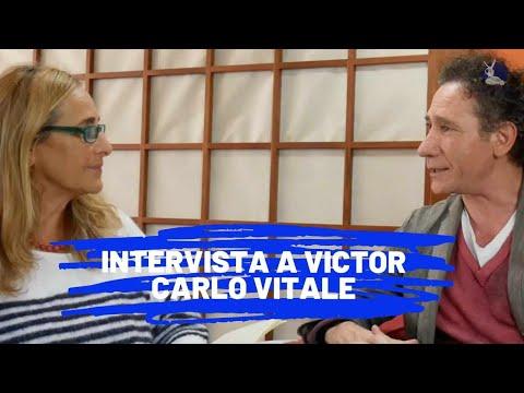 Maria Cristina di Amori&Psiche intervista Victor Carlo Vitale, attore e regista