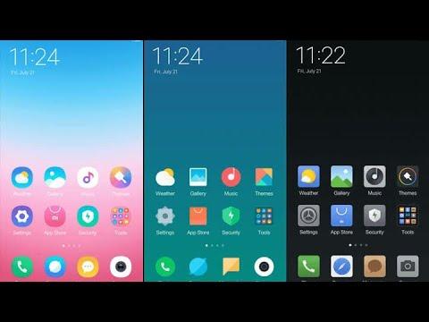 Theme MIUI Redmi New for Oppo ColorOs