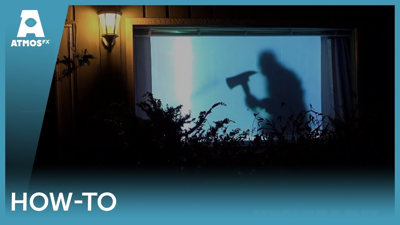 digital decorating quick tips window projections - 2016 Halloween Decor