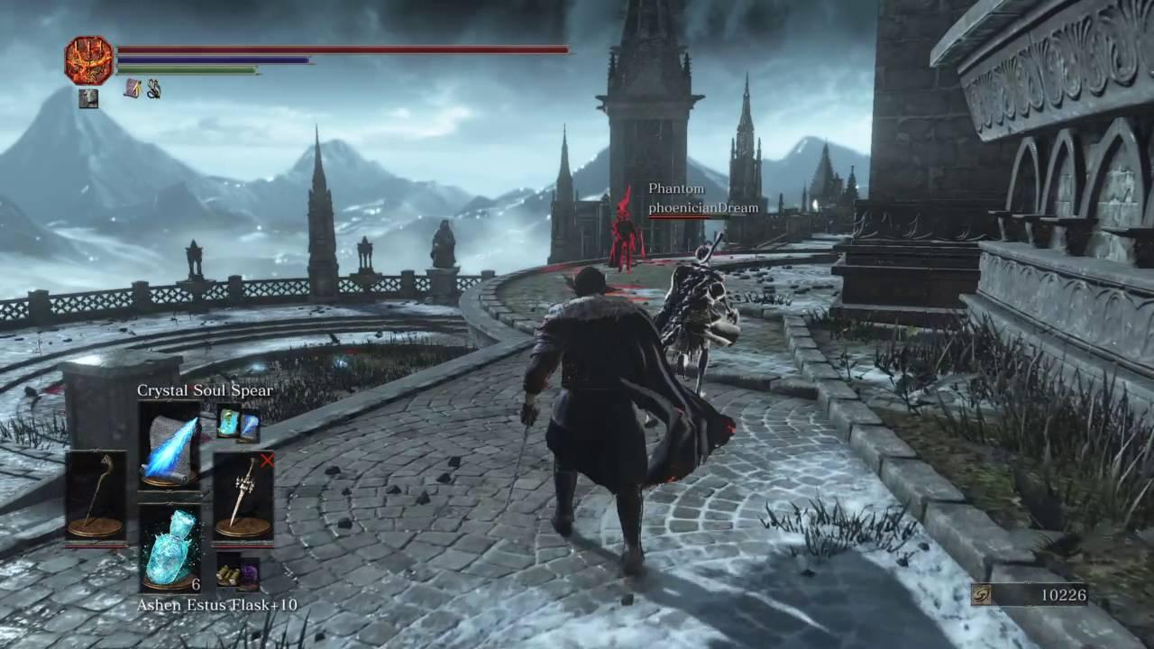 dark souls 3 battle mage build