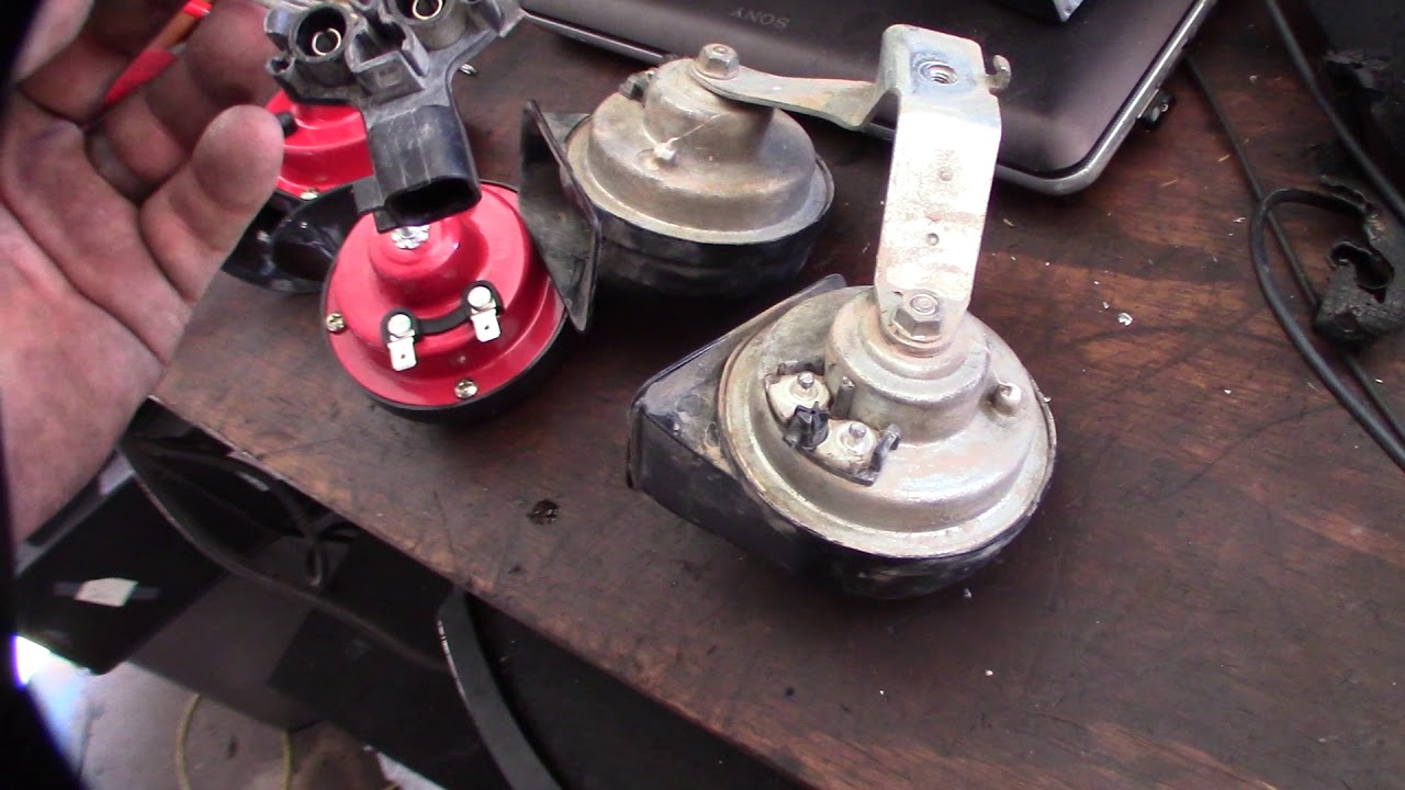 small resolution of ford 2006 f250 horn troubleshooting repair burning fuses and intermittent horn pad