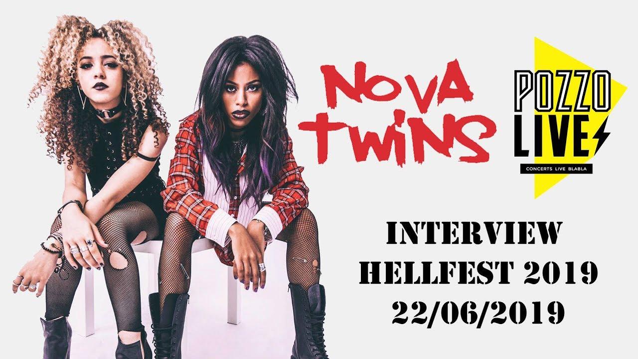 Nova Twins 2019 Dieulois