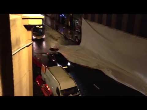 Glasgow hurricane