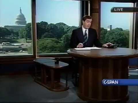 CSPAN 9/11 coverage (rare)