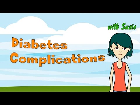 Diabetes Complications - What Diabetes Symptoms Indicate Complications Are Developing