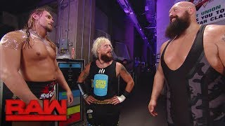 Big Cass confronts Big Show about the recent backstage attacks: Raw, June 5, 2017 thumbnail