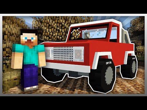✔️ The BIGGEST Vehicle in Minecraft! (Vehicle Wednesday)