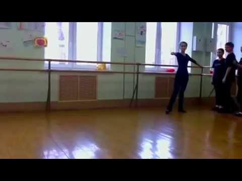 ДоМиСоЛьКа Фа -2 открытый урок по хореографии. 04.04.2012