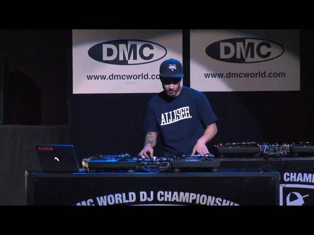 DJ Ruse (New Zealand)  - DMC World DJ Championships 2016