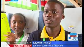 Business Today: Aboard the SGR