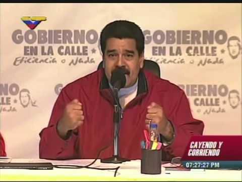 Presidente Maduro inicia campaña #SOSPalestina e insta también al pueblo judío a manifestarse