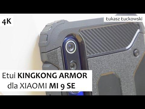 Pancerne Etui KINGKONG ARMOR Dla XIAOMI MI9 SE