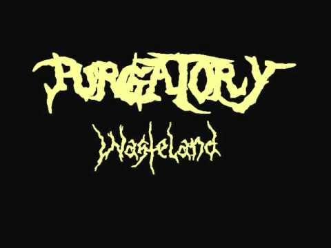 Saligia (ex-Purgatory) - Crimson Sands (demo)