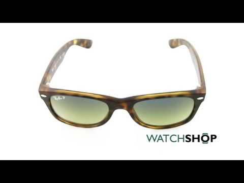 2a257087d74 Ray-Ban Men s New Wayfarer Classic Sunglasses (RB2132-894 76-52 ...