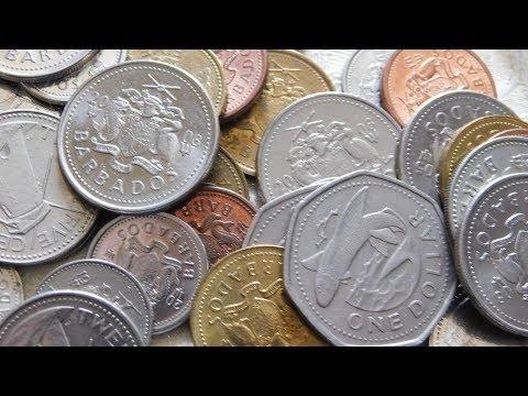 Barbados Coin Collection!