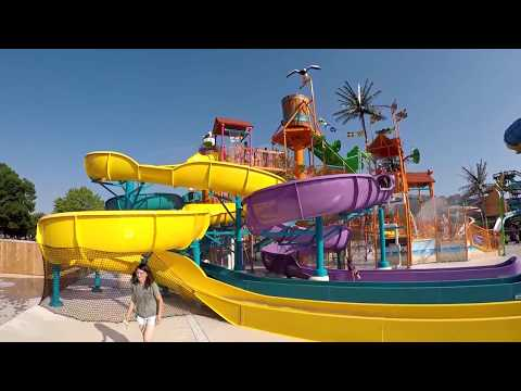 Hurricane Harbor Water Park (Six Flags America)