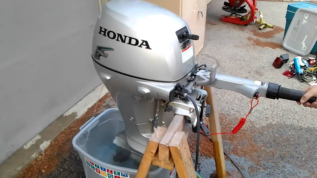 engines hondaportableengines updates introduces larger honda portable white outboard and new to motors outboards