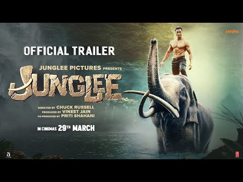 Junglee trailer: Vidyut Jammwal's unique friendship with animals