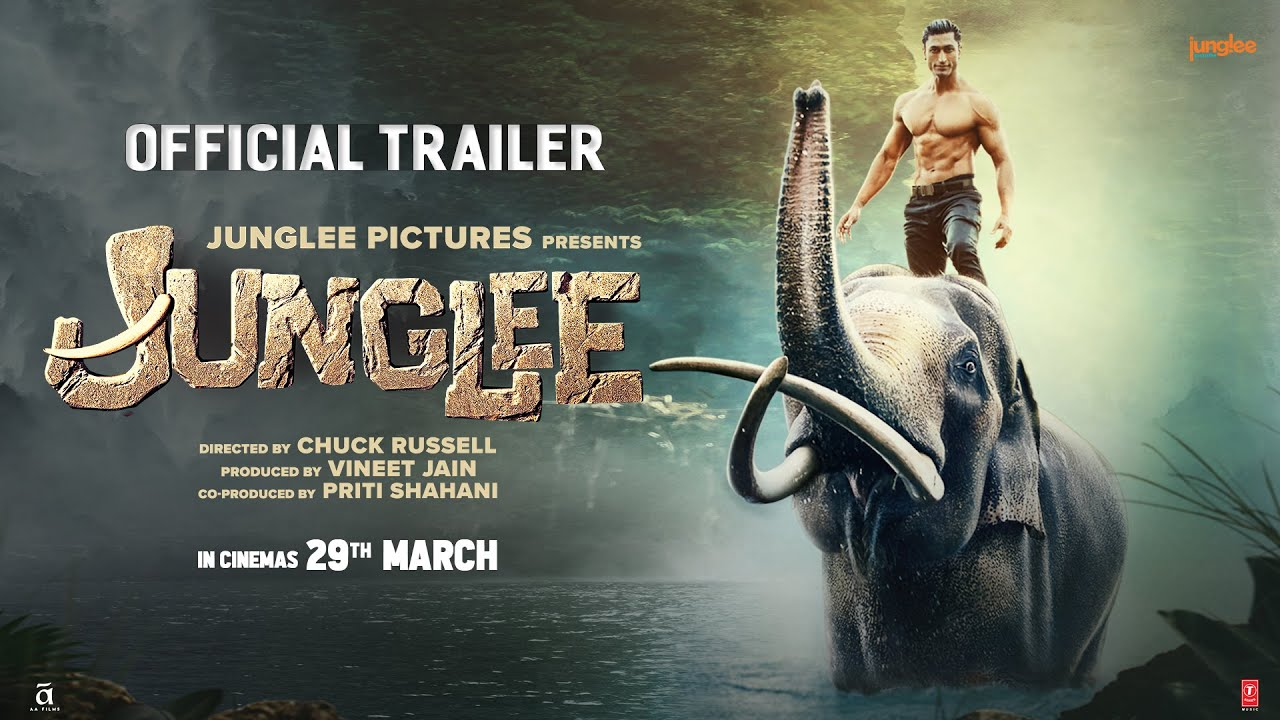 'Junglee' Full Movie | Vidyut Jammwal, Pooja Sawant & Asha Bhat | Chuck Russell | 5th Apr