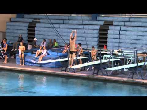 2012 FHSAA 3A Boys Diving Championship