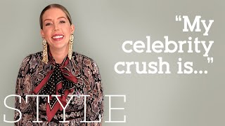 Katherine Ryan on sex scenes, her favourite comedians and The Duchess | The Sunday Times Style