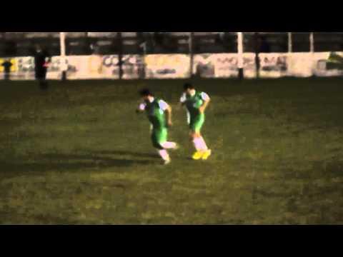 Defensores (Villa Ramallo) 2 - Estudiantes (San Luis) 4 GOL DE SERGIO VITURRO